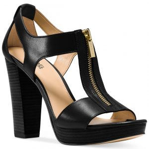 Berkley T-Strap Platform Dress Sandals