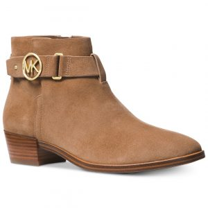 Harland Ankle Booties