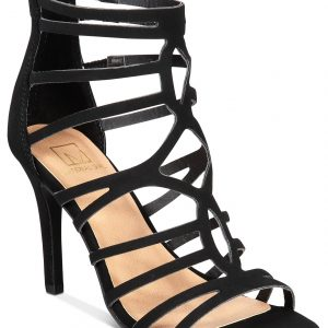 Pixie Caged Sandals