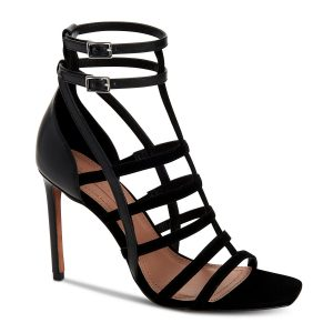 BCBGMAXAZRIA Ilsa Caged Dress Sandals
