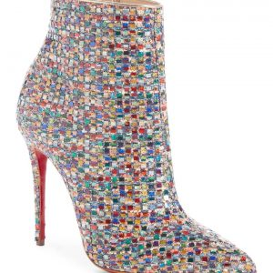 So Kate Mosaic Bootie CHRISTIAN LOUBOUTIN