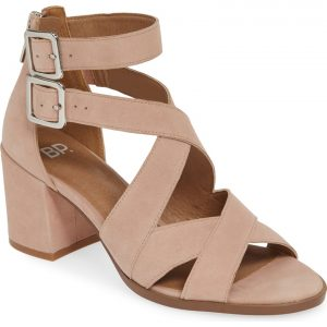 NORDSTROM-50% OFF- IZZY Block Heel Sandal- Check Her Out!!!
